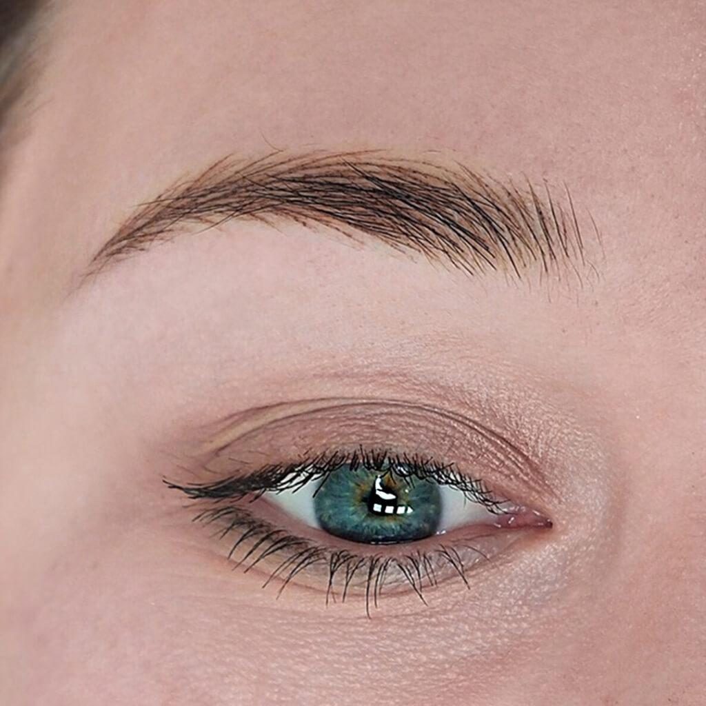 начале службы брови форма фото волосковый метод самом